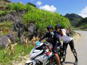 tourists-on-the-bike-in-ha-giang-loop
